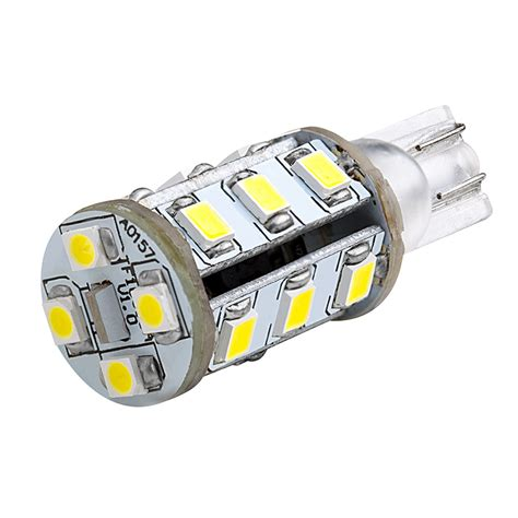 194 Led Light Bulbs 921 Led Bulb 19 Smd Led Miniature Wedge Retrofit Miniature Wedge Base Leds Led Car Light