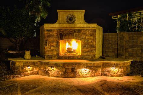 chiminea phoenix az outdoor fireplace design your diy outdoor fireplace