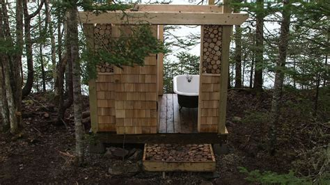 cottage outdoor shower ultimate outdoor shower brojects cottage cabin