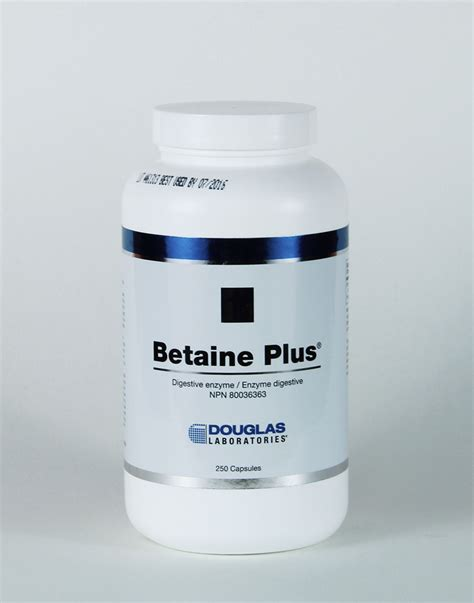 Betaine Hcl Detox Symptoms by Betaine Plus Refresh Health