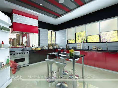 modern kitchen interior 3d rendering bunglow design 3d architectural rendering services 3d