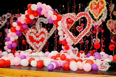 Valentine's Day DANCE decorations   IDEAS   turned out