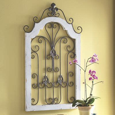 country door home decor wall scroll gate home d 233 cor from through the country door