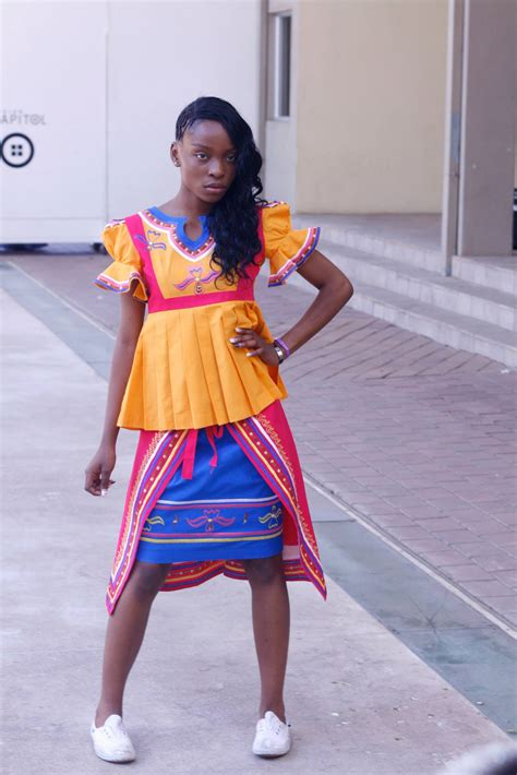 pedi traditional dress fashion kapitol heritage day celebrations afrikan princess