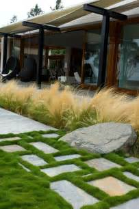 grounded modern landscape architecture contemporary