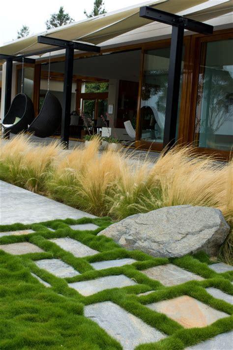 Landscape Architect Houzz Grounded Modern Landscape Architecture Contemporary