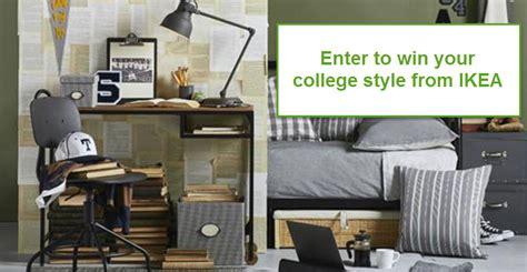 Ikea Sweepstakes - ikea back to college 2017 sweepstakes