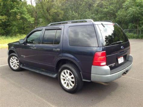 buy car manuals 2007 ford explorer transmission control sell used 2002 ford explorer xls 4 door 4 0l manual