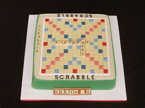 number of squares on a scrabble board 17 best ideas about scrabble cake on amazing