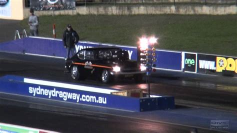 Cheap Fast V8 Cars by Australias Fastest Unblown V8 Drag Car Trick And