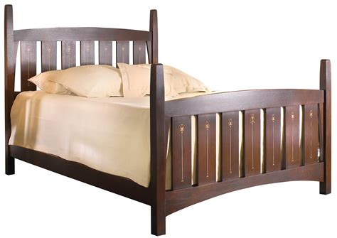 stickley san francisco harvey ellis bed