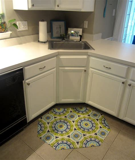 Corner Sink Kitchen Rug Amazing Selections Of Kitchen Rug For Corner Sink