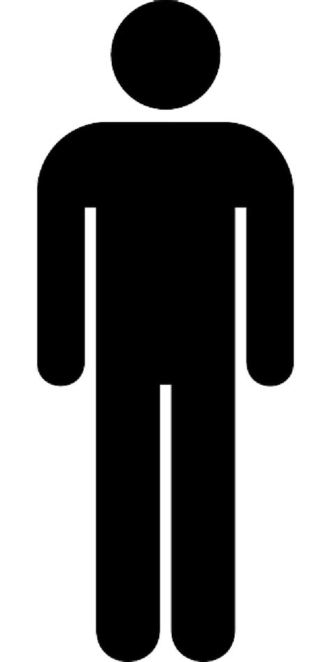 bathroom sign person sign silhouette male toilet public bathroom public