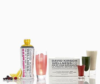 David Kirsch Detox Cleanse by Lydia Hearst Up