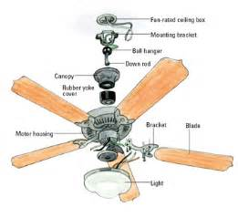 Ceiling Fan Part Why Is My Ceiling Fan Wobbling On Time Service Pros