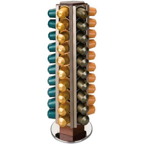 porta cialde nespresso divinos selecci 243 n sl porta capsule caff 232 rotante per