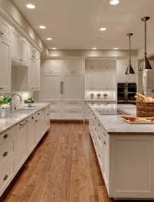 Kitchens With White Cabinets by Kitchen Cabinets The 9 Most Popular Colors To Pick From