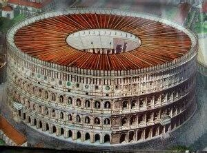 colosseum awning what are some of the most important facts about the roman
