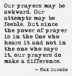 power in blessings ask for blessings