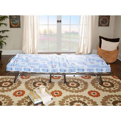 linon home decor linon home decor roma folding bed with twin medium
