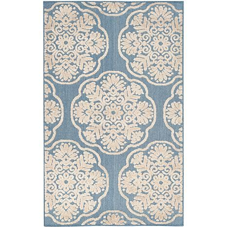 Kelsey Medallion Indoor Outdoor Rug Safavieh Cottage Kelsey Rug 10073446 Hsn