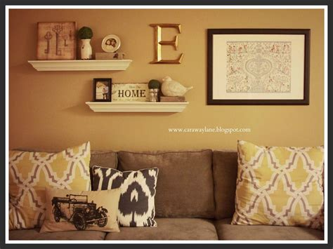 Decorate A Sofa Above The Wall Decor Future