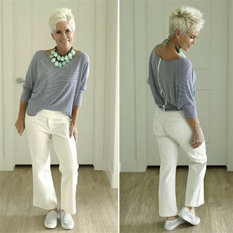 casual fashion for over 60 51 best chic over 50 images on pinterest chic over 50