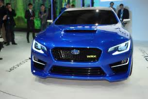 Subaru Auto New York Auto Show Subaru Rimrock Subaru Kia New And
