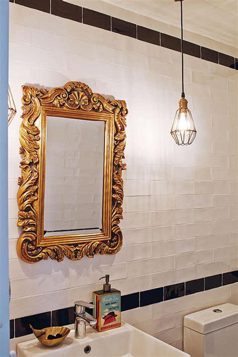 baroque bathroom mirror round square or long bathroom mirror home decor singapore