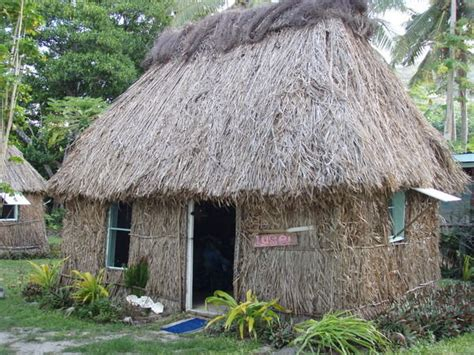 straw house house of straw photo