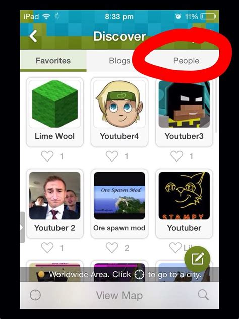 How To Search For On Amino How To Find New Users On Amino Minecraft Amino