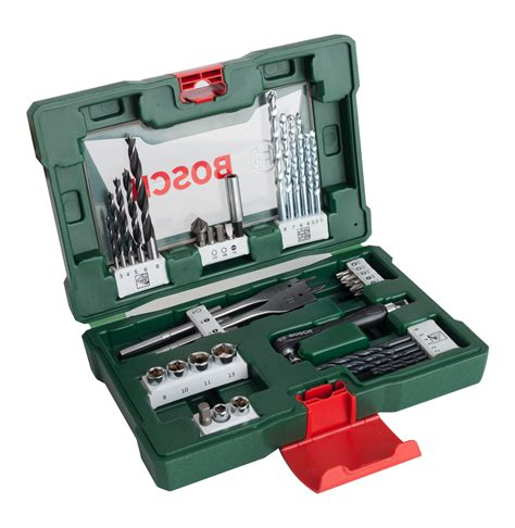 Bosch 41 X Line Set bosch 41 pc drill bit and screwdriver set lowest prices