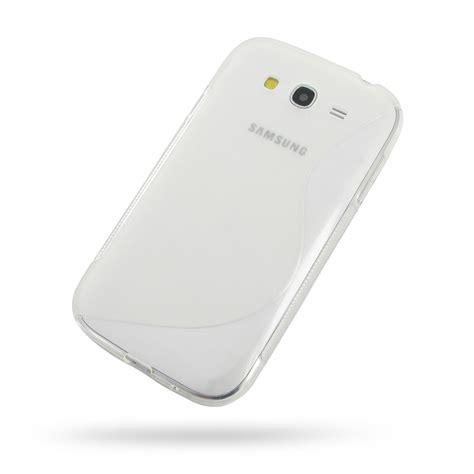 Samsung Grand Duos 3d Premium Soft Casing Cover Bumper Sarung samsung galaxy grand soft translucent s shape pattern pdair