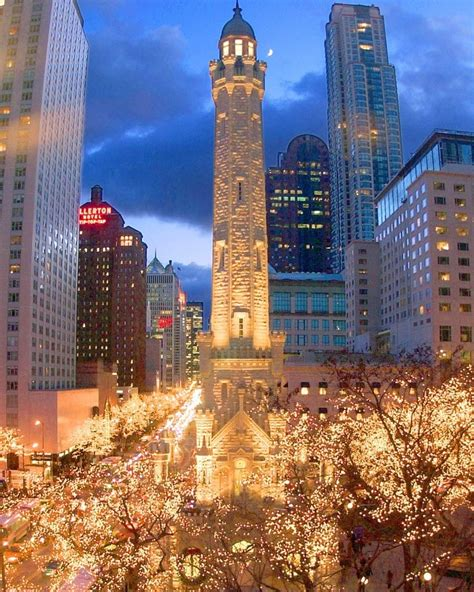 magnificent mile favorite places and spaces pinterest
