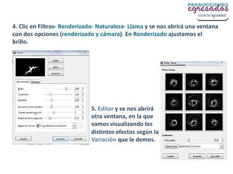 tutorial gimp quitar fondo tutorial gimp para crear fondo de pantalla con efecto fractal