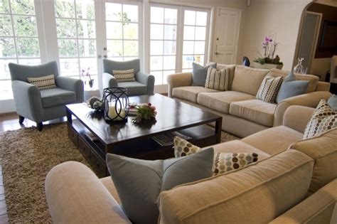 image detail for tan and blue living living room designs decorating ideas hgtv living room