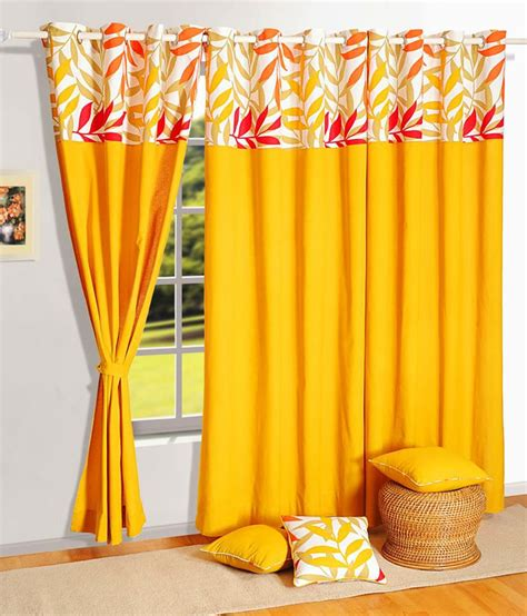 Drapery Ideas Design Ideas Concept Swayam Single Door Eyelet Curtain Buy Swayam Single Door Eyelet Curtain At