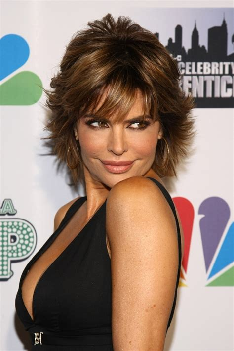 how does lisa rinna fix her hair lisa rinna love her hair people fun and or famous
