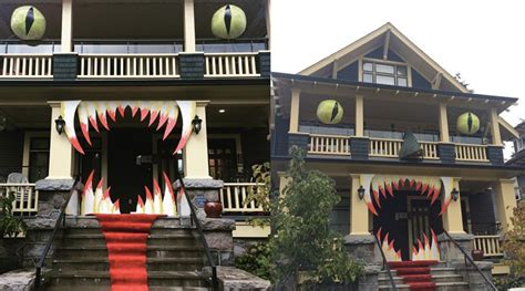 monster house com there s a monster house in vancouver and it s awesome