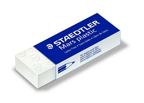 Eraser Large Vinyl - 10 x staedtler mars eraser plastic rubber erasers ebay