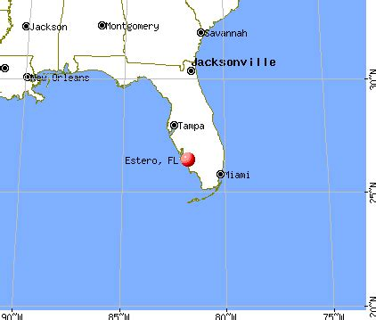 estero florida fl profile population maps real