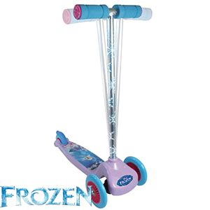 Scooter Frozen buy disney frozen flex scooter at home bargains