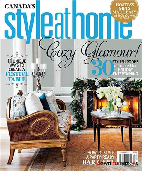 at home magazine style at home magazine december 2012 187 download pdf