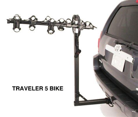 Hitch 5 Bike Rack by Racks Traveler 5 Bike Hitch Bicycle Rack