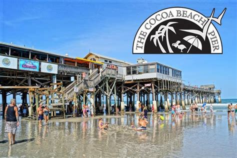cocoa beach pier cocoabeach com cocoa beach florida