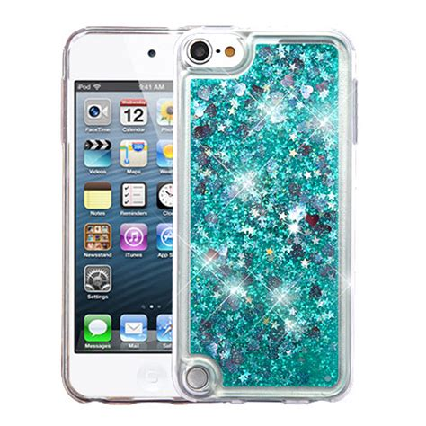 Capdase Ipod Touch 6th Itouch 6 Green Original Bonus Anti Gores for apple ipod touch 5th 6th generation hearts green