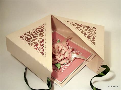 Handmade Gift Box Tutorial - 25 best ideas about handmade paper boxes on