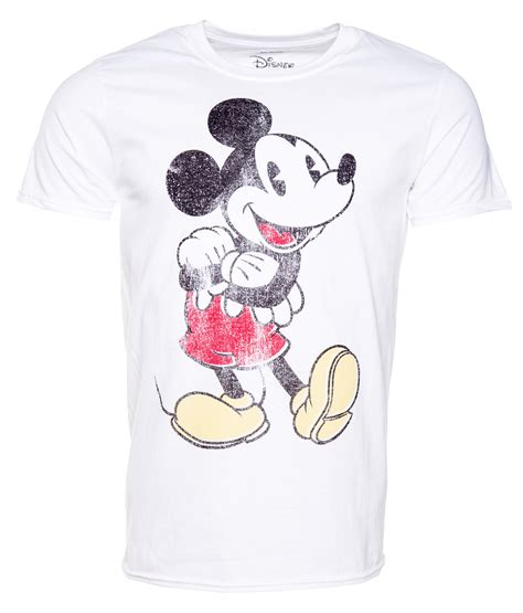 Mickey Mouse T Shirt s white distressed vintage mickey mouse disney t shirt