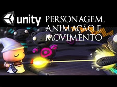 unity tutorial nightmare unity3d como criar personagem animacao e movimento