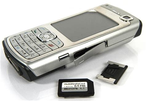 Memory N70 Nokia N70 With 1gb Memory Card Clickbd